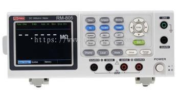 RS PRO RM-805 Ohmmeter, Maximum Resistance Measurement 5000 μΩ 122-5156