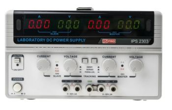 123-3566 RS PRO Bench Power Supply, , 195W, 3 Output