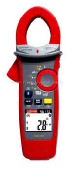 204-8310 RS PRO Bluetooth HVAC Clamp Meter, 600A dc, Max Current 600A ac CAT III 1000V, CAT IV 600V