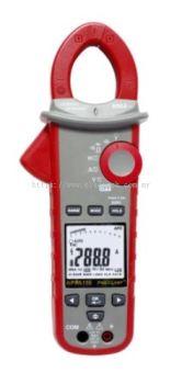 162-4456 RS PRO 156B Bluetooth Power Clamp Meter, 600A dc, Max Current 600A ac CAT III 1000 V, CAT I