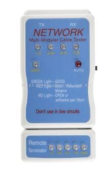 557-414 RS PRO Network Tester RJ11, RJ45