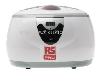 136-8566 RS PRO Ultrasonic Cleaner, 35W, 600ml with Lid