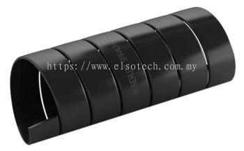 125-9318 Merlett Plastics 20m Long PVC Hose Protector, 16 → 26mm Hose Size Compatibility