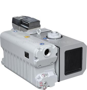 Serie EU VFD Ultimate pressure: ≤ 0,1÷≤ 0,8 mbar Operating frequency: 17,5÷55 Hz