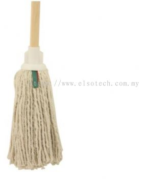 222-8511 - RS PRO 12oz White Yarn Mop Head for use with Aluminium and Wooden Handles