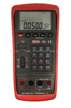 174-9557 - RS PRO RS 135 Multi Function Calibrator