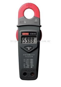 124-1957 - RS PRO ICMA9 AC Current Clamp Meter, Max Current 600A ac CAT II 1000 V, CAT III 600 V
