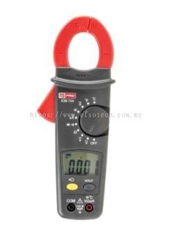 123-3228 - RS PRO ICM134 HVAC Clamp Meter, 4mA dc, Max Current 600A ac CAT II 1000 V, CAT III 600 V