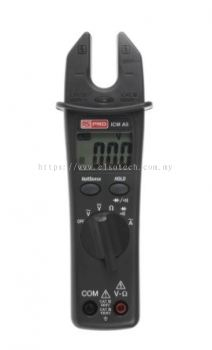 123-3232 - RS PRO ICMA5 AC Open Jaw Clamp Meter, Max Current 200A ac CAT III 1000 V, CAT IV 600 V
