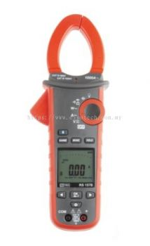 162-4457 - RS PRO 157B Bluetooth Power Clamp Meter, Max Current 1kA ac CAT III 1000 V, CAT IV 600 V