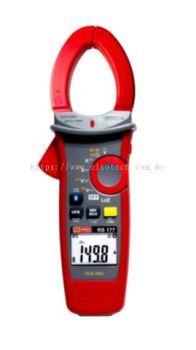 204-8313 - RS PRO 177 Industrial Clamp Meter, 1.5kA dc, Max Current 1.5kA ac CAT III 1000V, CAT IV 6