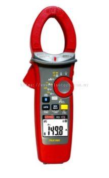 204-8311 - RS PRO 173 Solar Clamp Meter, 600A dc, Max Current 600A ac CAT III 1000V, CAT IV 600V