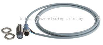 208-235 - RS PRO M18 x 1 Inductive Proximity Sensor - Barrel, PNP Output, 12 mm Detection, IP68