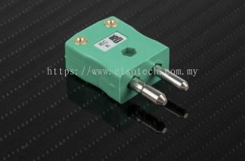 455-9988 - RS PRO IEC Thermocouple Connector for use with Type K Thermocouple Type K, Standard