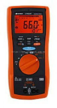 U1452AT Telecommunications Insulation Resistance Tester, 50V to 100V