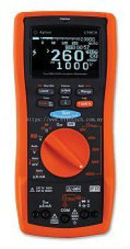 U1461A Insulation Multimeter, OLED display, 50V to 1kV