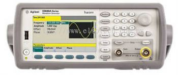 33621A Waveform Generator, 120 MHz, 1-Channel