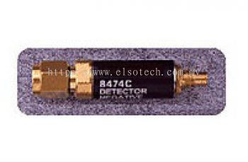 8474C Planar-Doped Barrier Diode Detector, 0.01 to 33 GHz