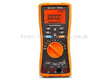 U1271A Handheld Digital Multimeter, 4 digit, Water and Dust Resistant