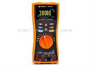 U1273A Handheld Digital Multimeter, 4 digit, Water and Dust Resistant with OLED Display