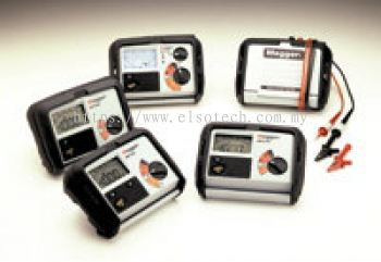 Megger MIT330 1kV Digital Insulation Tester