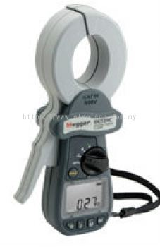 Megger DET14C Clamp-on Ground Resistance Testers