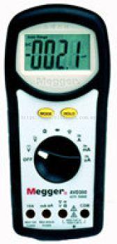 Megger AVO300 Digital multimeters