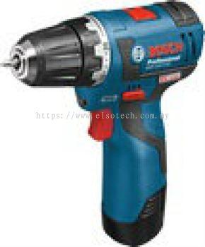 GSR 10,8 V-EC Professional
