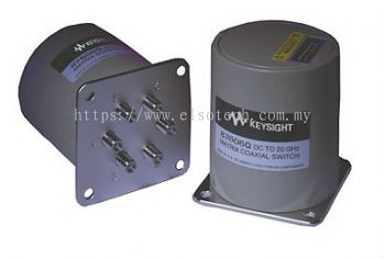 87606Q Low PIM Coaxial Switch, DC to 20 GHz, Matrix
