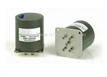 L7206C Multiport Coaxial Switch, DC to 26.5 GHz, SP6T