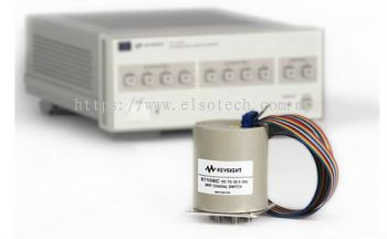 87106C Multiport Coaxial Switch, DC to 26.5 GHz, SP6T