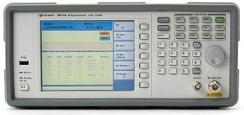 N9310A RF Signal Generator, 9 kHz to 3 GHz