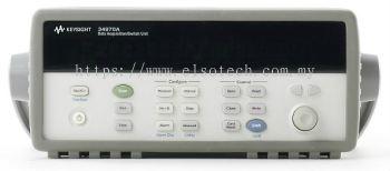 34970A Data Acquisition / Data Logger Switch Unit