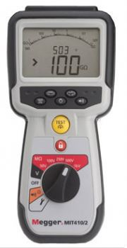 MIT410/2   CAT IV insulation testers