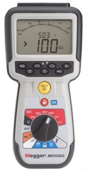 MIT430/2 CAT IV Insulation Testers