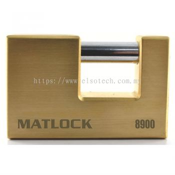 MTL9508900K - 83mm LOCK BLOCK KEYED ALIKE