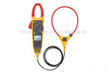 Fluke 376 True-rms AC/DC Clamp Meter with iFlex
