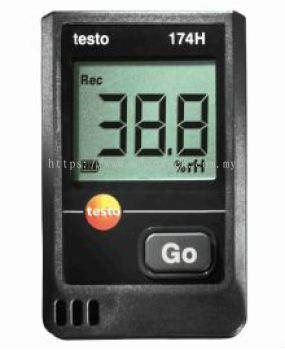 Testo 174H - Temperature and humidity mini data logger