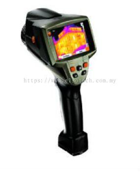 Testo 882 - Infrared camera