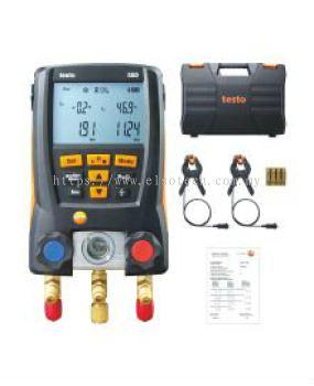 Testo 550 - Digital manifold