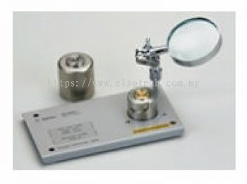 16196D Parallel Electrode SMD Test Fixture, DC to 3 GHz
