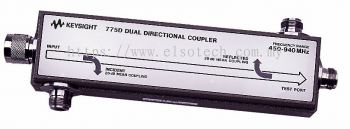 775D Coaxial Dual-Directional Coupler, 0.45 to 0.94 GHz