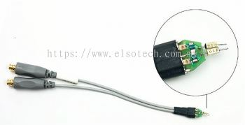 E2677B InfiniiMax 12 GHz Differential Solder-In Probe Head