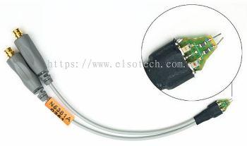 N5381B InfiniiMax II 12 GHz Differential Solder-In Probe Head