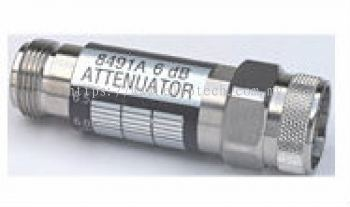 8491A Coaxial Fixed Attenuator, DC to 12.4 GHz