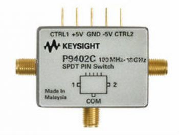 P9402C PIN Solid State Switch, 100 MHz to 18 GHz, SPDT