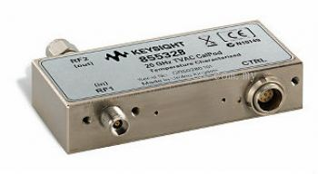 85532B 20 GHz TVAC CalPod