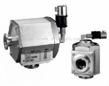 Vacuum Pump Isolation Valve (VPI)