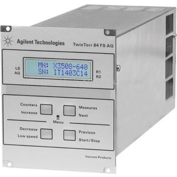 Agilent Turbo TwisTorr 84FS AG Rack Controller