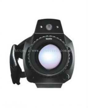 testo 890-2 set - thermal imager with lenses for any distance